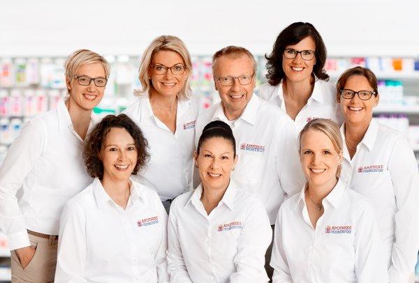 Team der Apotheke Friedrichsfehn