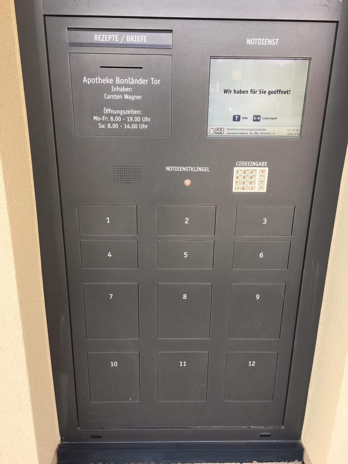 Abholautomat