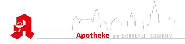 Logo der Apotheke am Borkener Klinikum