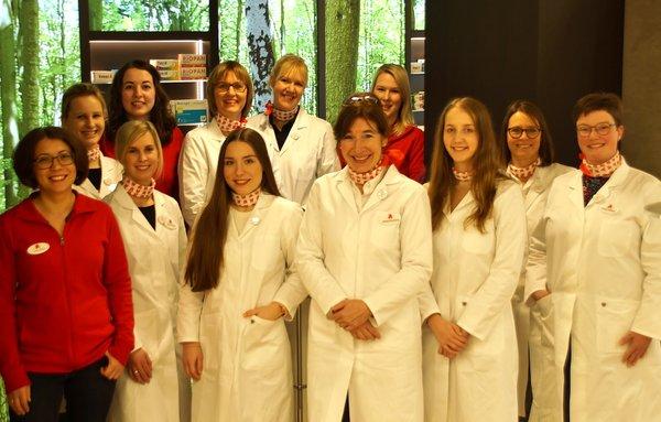 Team der Apotheke am Borkener Klinikum