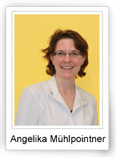 Porträtfoto von Angelika Mühlpointner