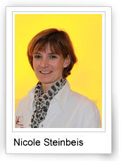 Porträtfoto von Nicole Steinbeis