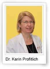 Porträtfoto von Dr. Karin Profitlich