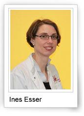 Porträtfoto von Ines Esser