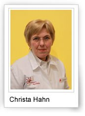 Porträtfoto von Christa Hahn