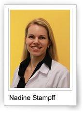 Porträtfoto von Nadine Stampff
