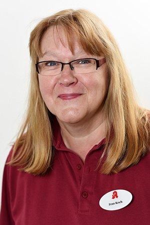 Porträtfoto von Birgit Koch