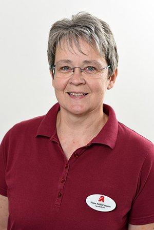 Porträtfoto von Katrin Schürmann