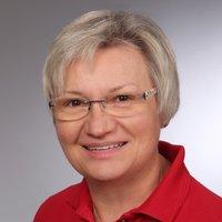 Porträtfoto von Frau Eimbeck