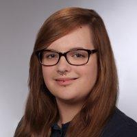 Porträtfoto von Frau Schneider
