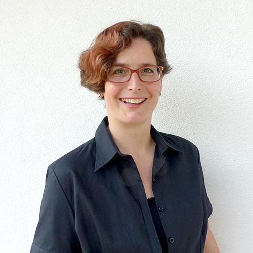 Porträtfoto von Mona Beckmann