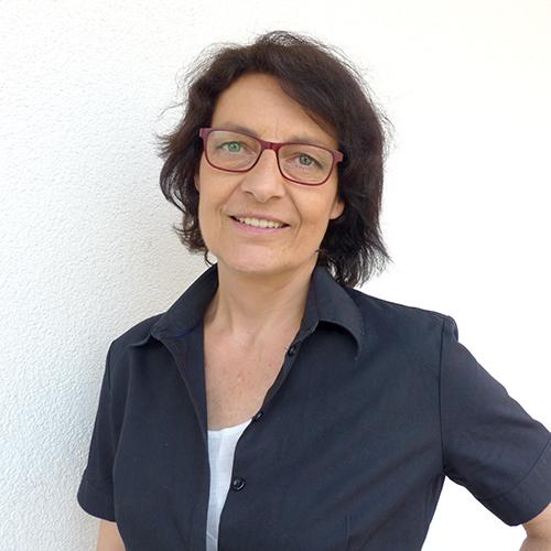 Porträtfoto von Gundula Stapper