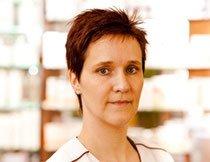 Porträtfoto von Antje Thürling
