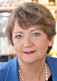 Porträtfoto von Frau Ingeburg Siebenhütter