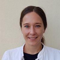 Porträtfoto von Katja Beimesche