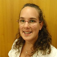 Porträtfoto von Frau Meininger