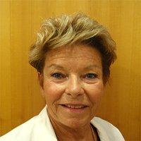 Porträtfoto von Frau Steinwachs