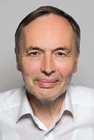 Porträtfoto von Dr. Detlef Weidemann