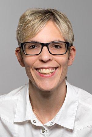 Porträtfoto von Cornelia Baudisch