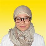 Porträtfoto von Hiba Dewak