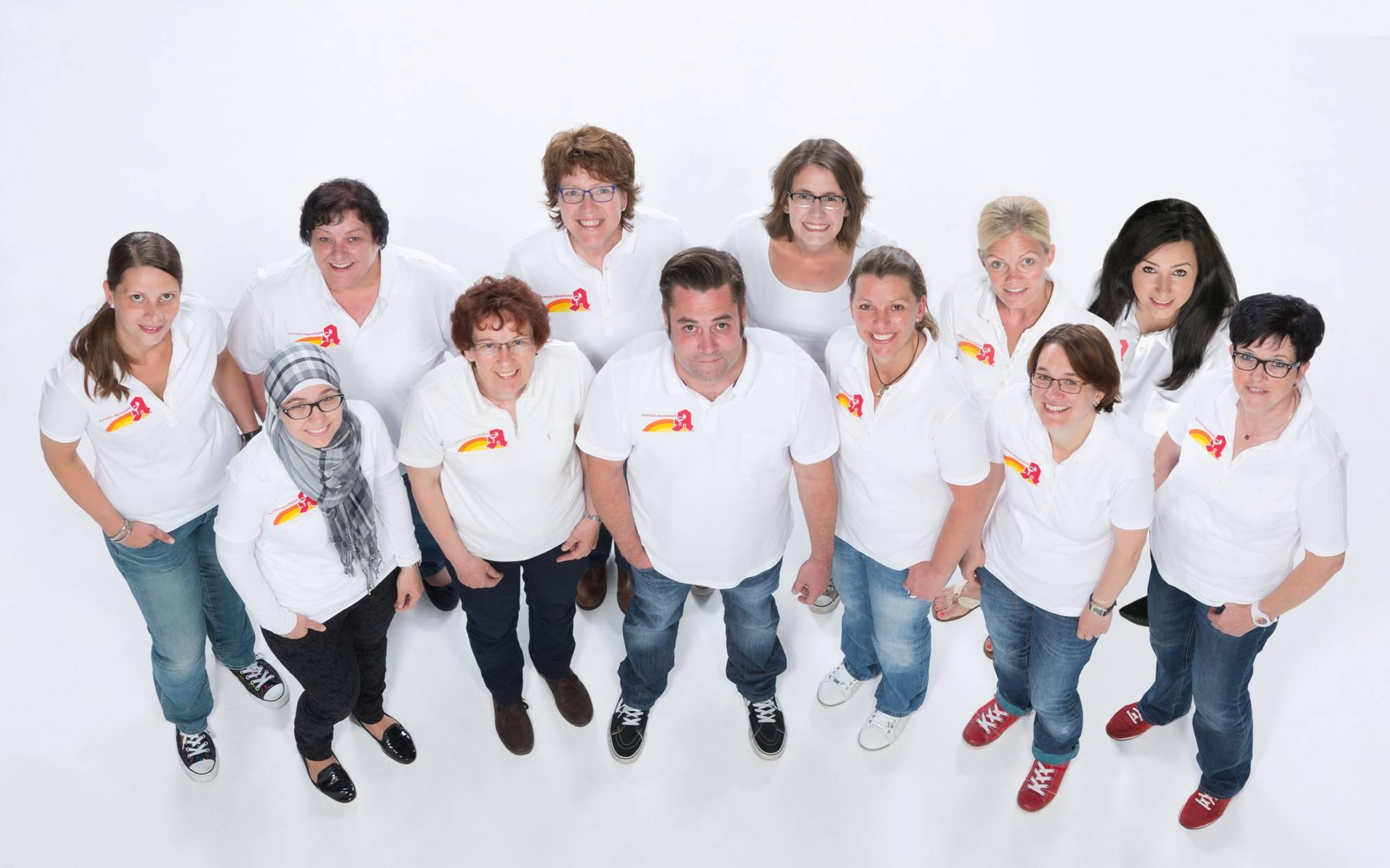 Team der Sonnen-Apotheke