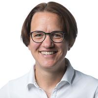 Porträtfoto von Birgit Dücker