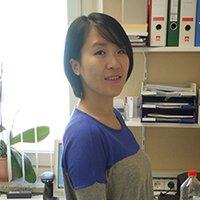 """Porträtfoto von Yu-Pei """"Peggy"""" Shao-Schreiner"""