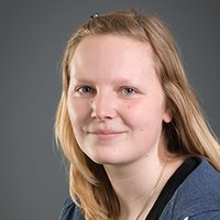 Porträtfoto von Anna-Lena Stekker