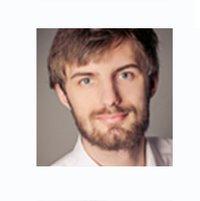 Porträtfoto von Nils Fischer