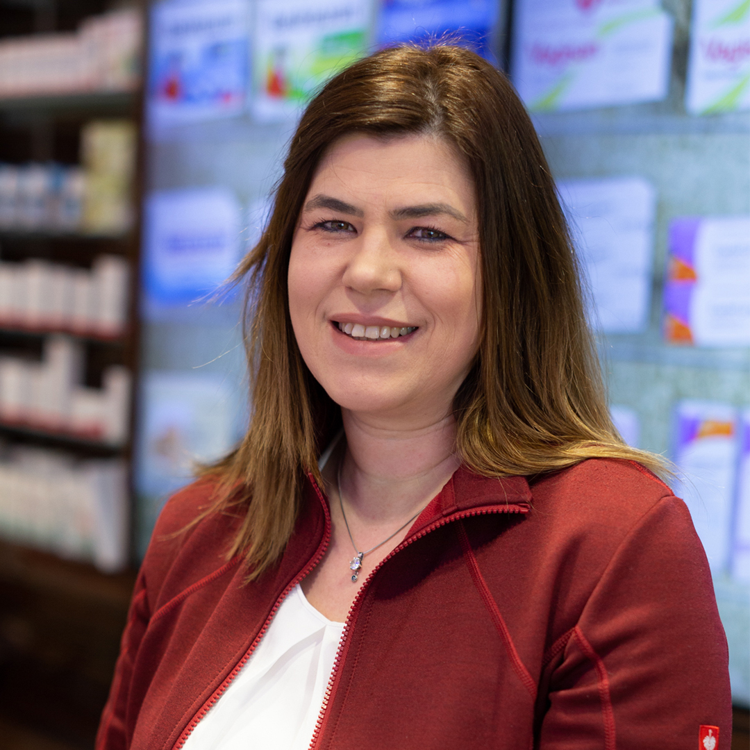 Porträtfoto von Hülya Aladag