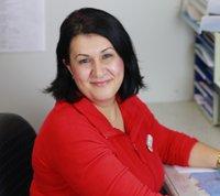 Porträtfoto von Fatma Can