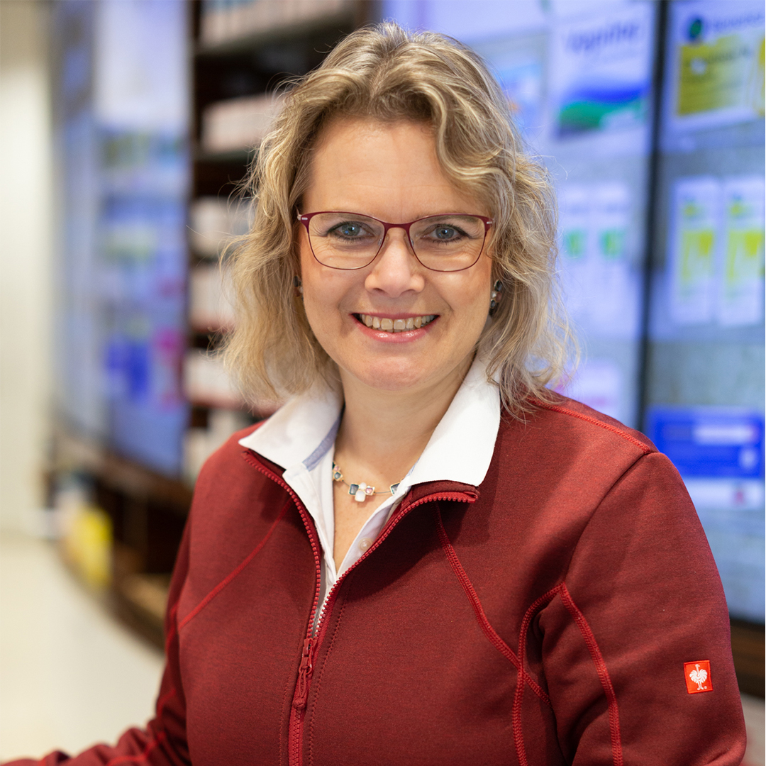 Porträtfoto von Ulrike Hardt-Zundel