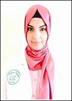 Porträtfoto von Mehtap Kocak