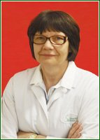 Porträtfoto von Frau Leonhardt