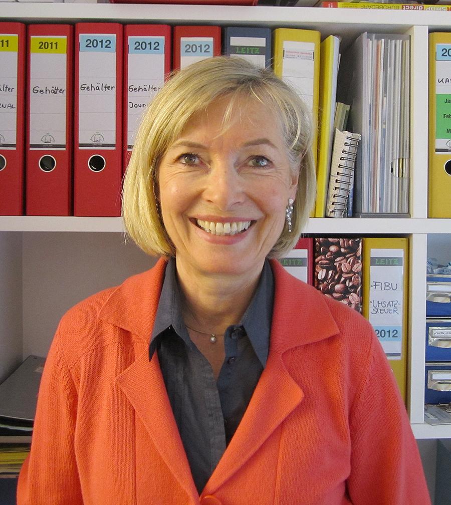 Porträtfoto von Karin Graser