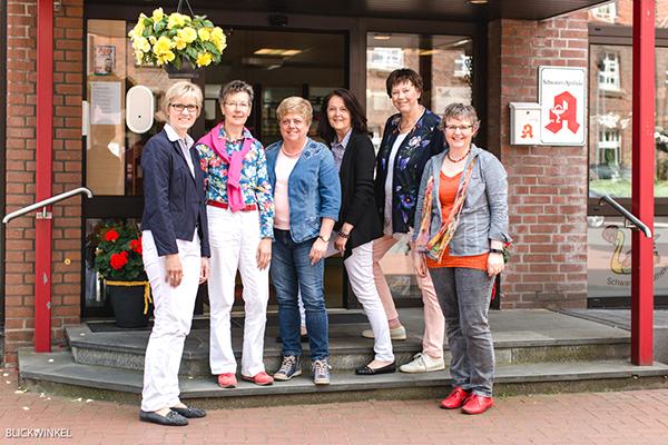 Team der Schwanen-Apotheke OHG