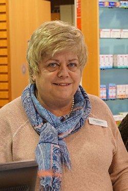 Porträtfoto von Ulrike Kellermann-Maiworm
