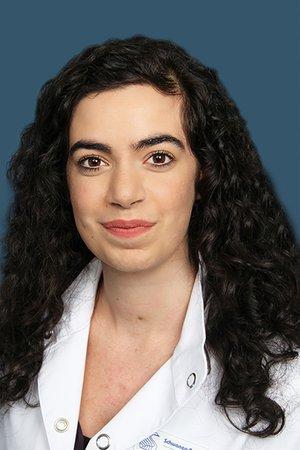 Porträtfoto von Melissa Castiglia