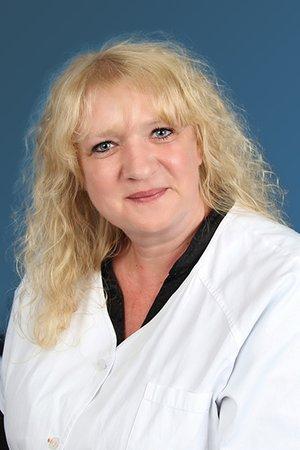 Porträtfoto von Anita Michalak