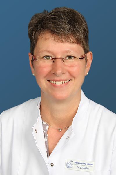 Porträtfoto von Gabi Schlösser