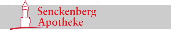 Logo der Senckenberg Apotheke