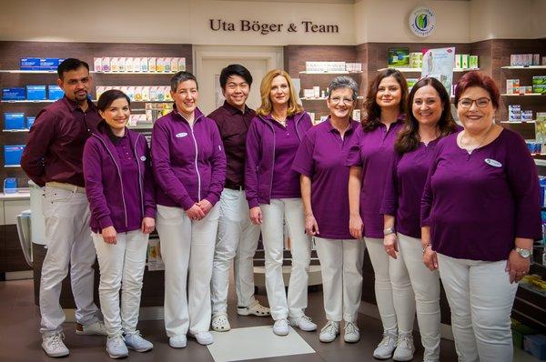 Team der Sertürner Apotheke