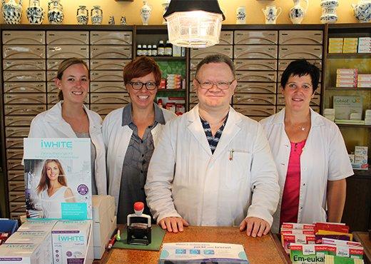 Team der Ackermann-Apotheke