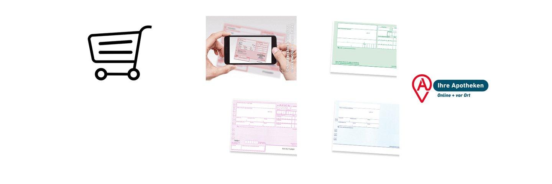 Reservieren Sie Medikamente direkt online