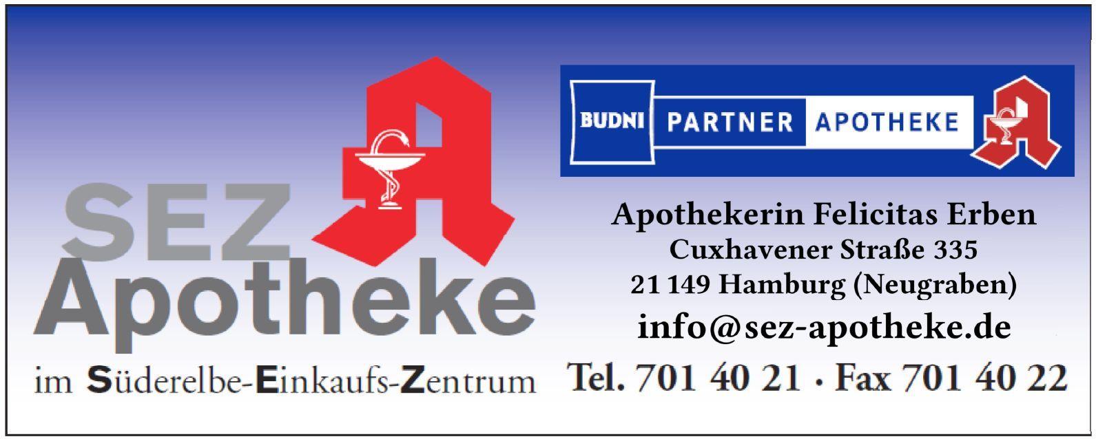 Logo der SEZ-Apotheke
