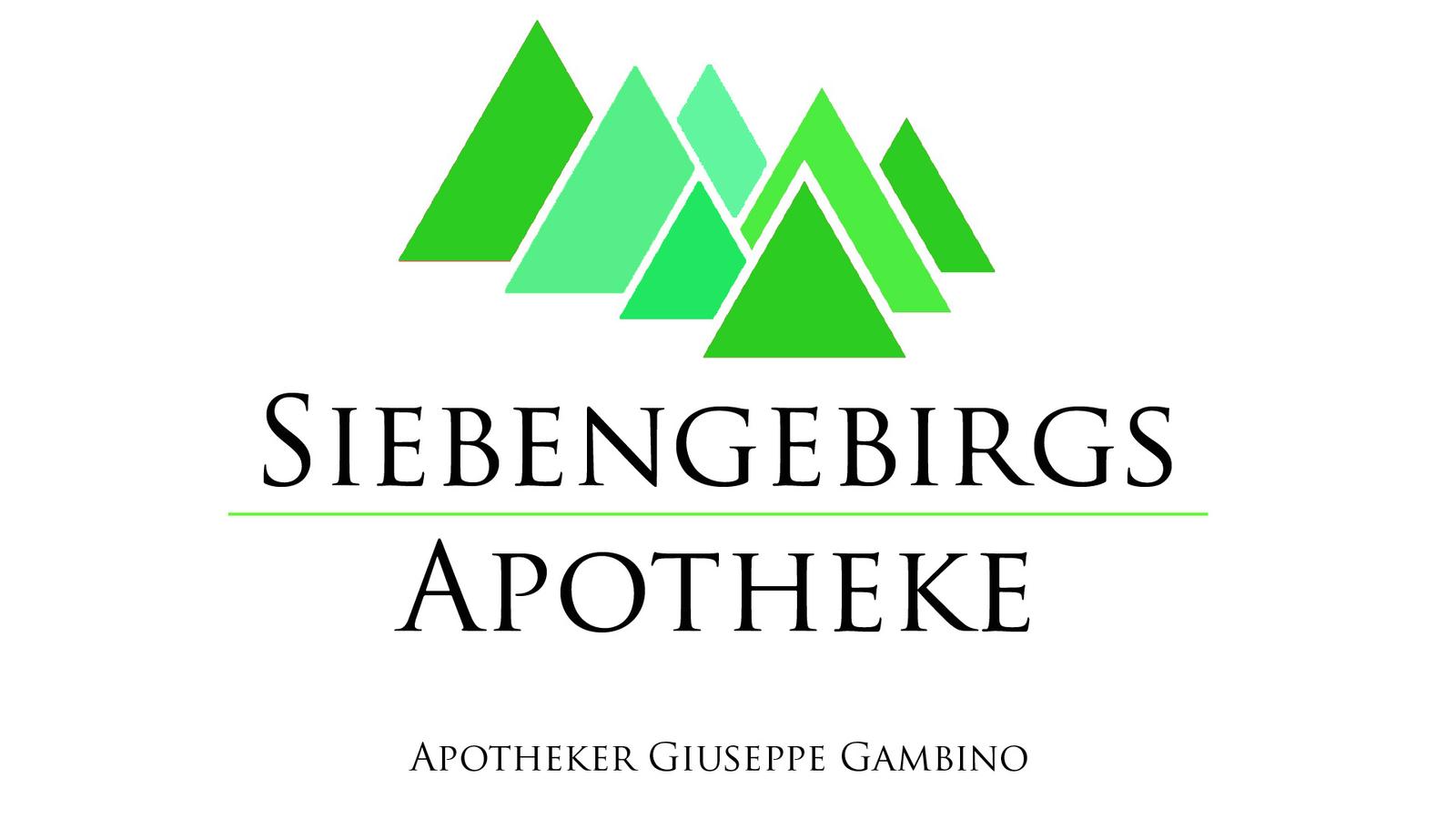 Logo der Siebengebirgs-Apotheke