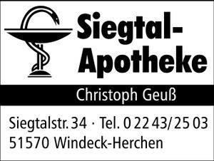 Logo der Siegtal-Apotheke