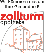 Logo der Zollturm-Apotheke