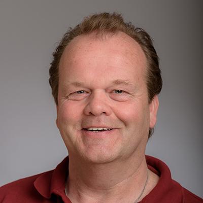 Porträtfoto von Klaus Schürhoff
