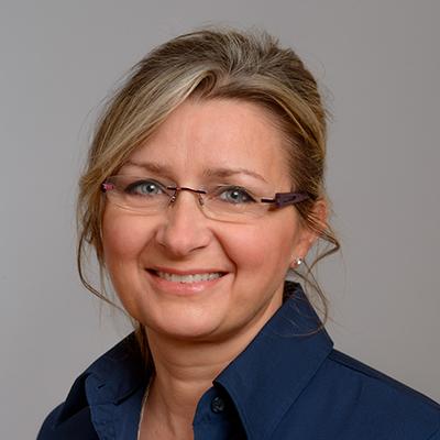 Porträtfoto von Beate Mack